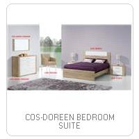 COS-DOREEN BEDROOM SUITE